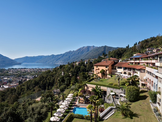 Villa Orselina - Small Luxury Hotel 3