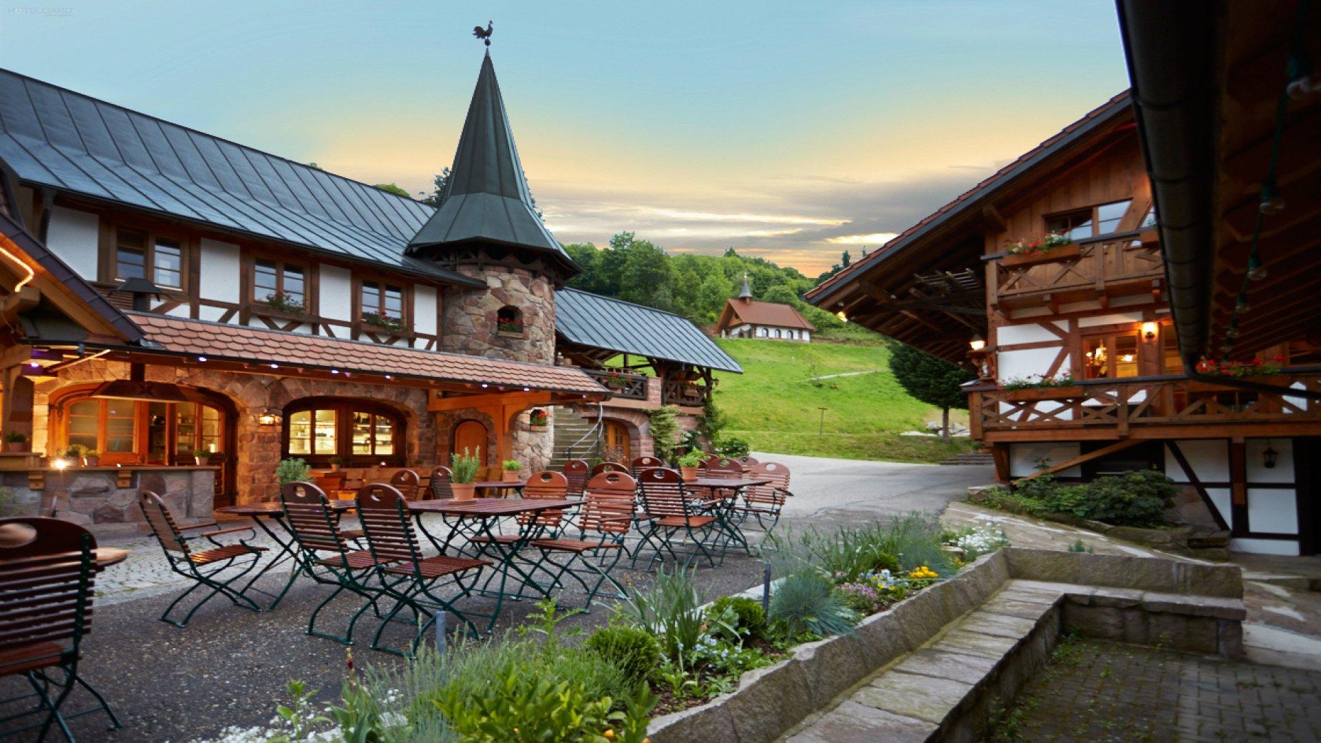 Hotel Restaurant Im Spinnerhof 0