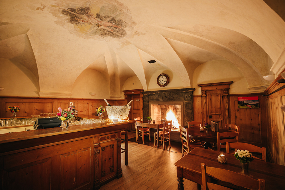 Swiss Historic Hotel Albrici 1