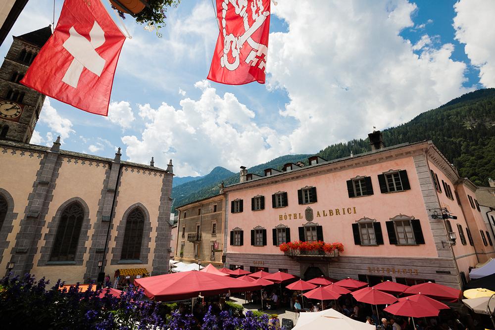 Swiss Historic Hotel Albrici 0
