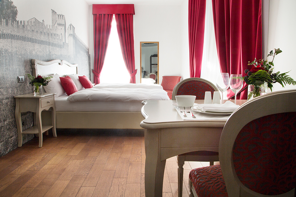 Boutique & Business Hotel La Tureta Bellinzona 1