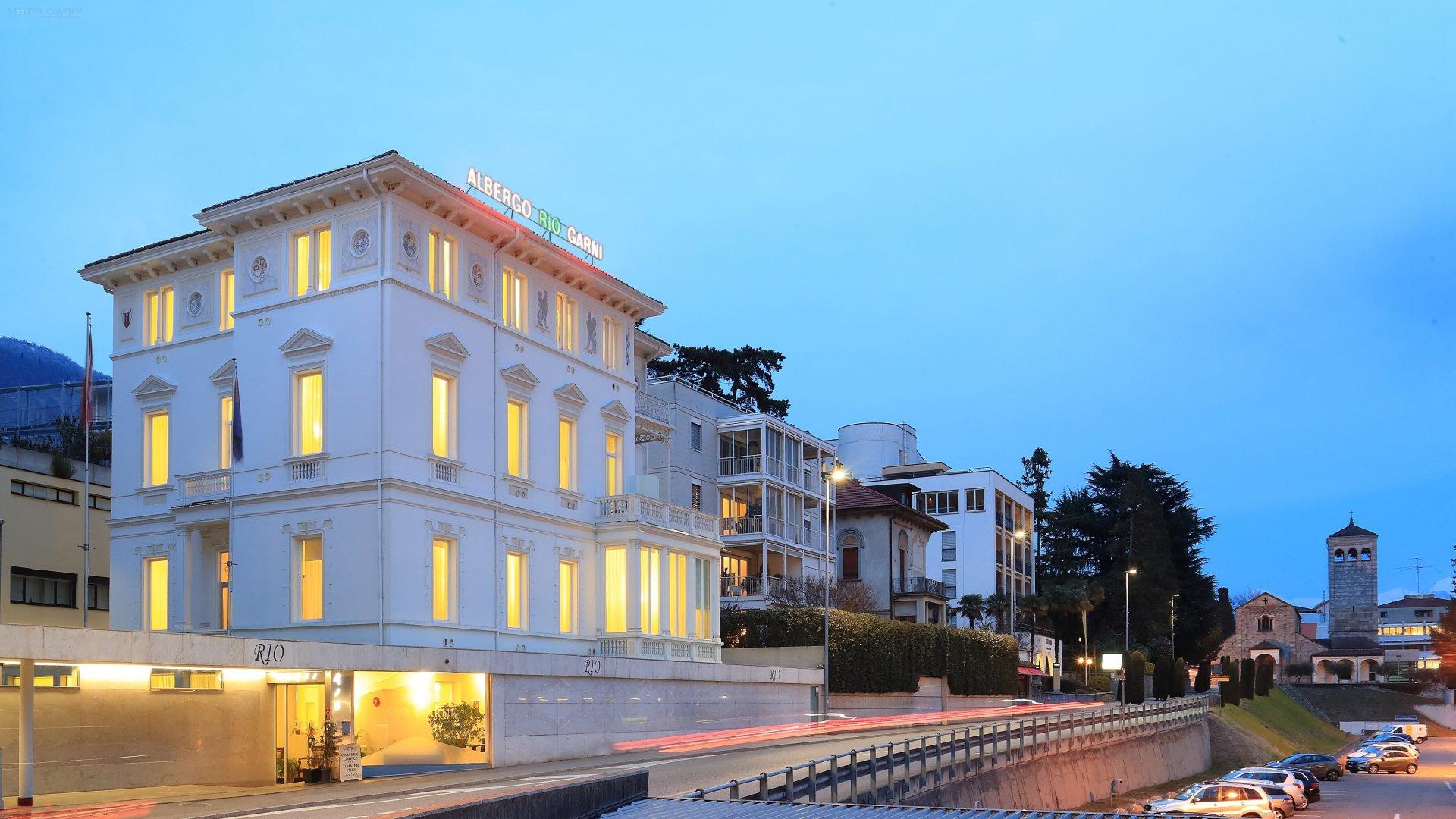 Hotel Garni Rio 4