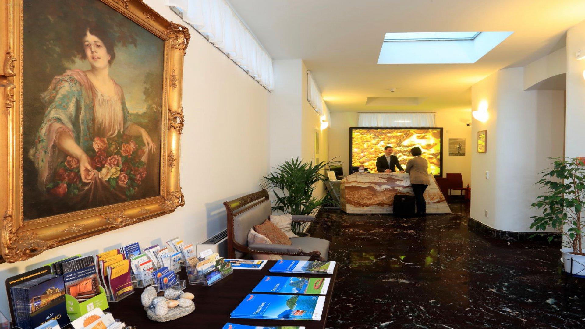 Hotel Garni Rio 5