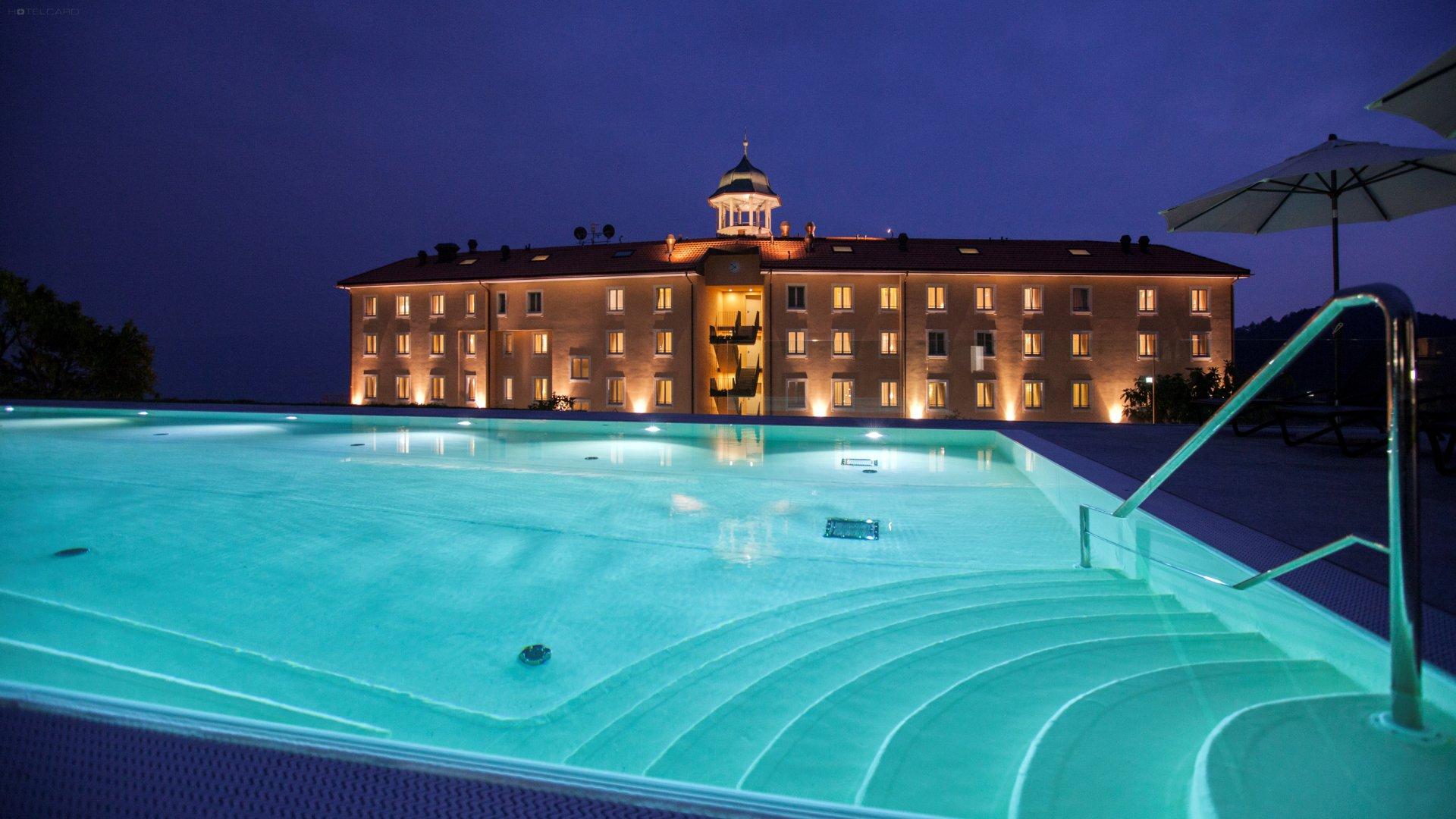 Kurhaus Cademario Hotel & Spa 12