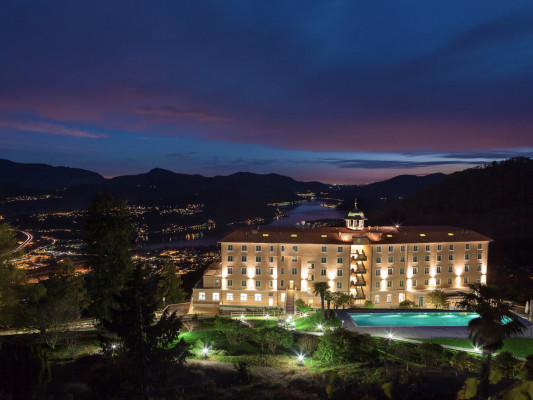 Kurhaus Cademario Hotel & Spa 2