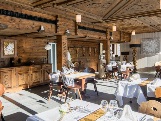 Hotel Restaurant Ronalp 0
