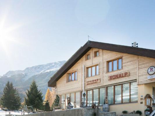 Hotel Restaurant Ronalp 1