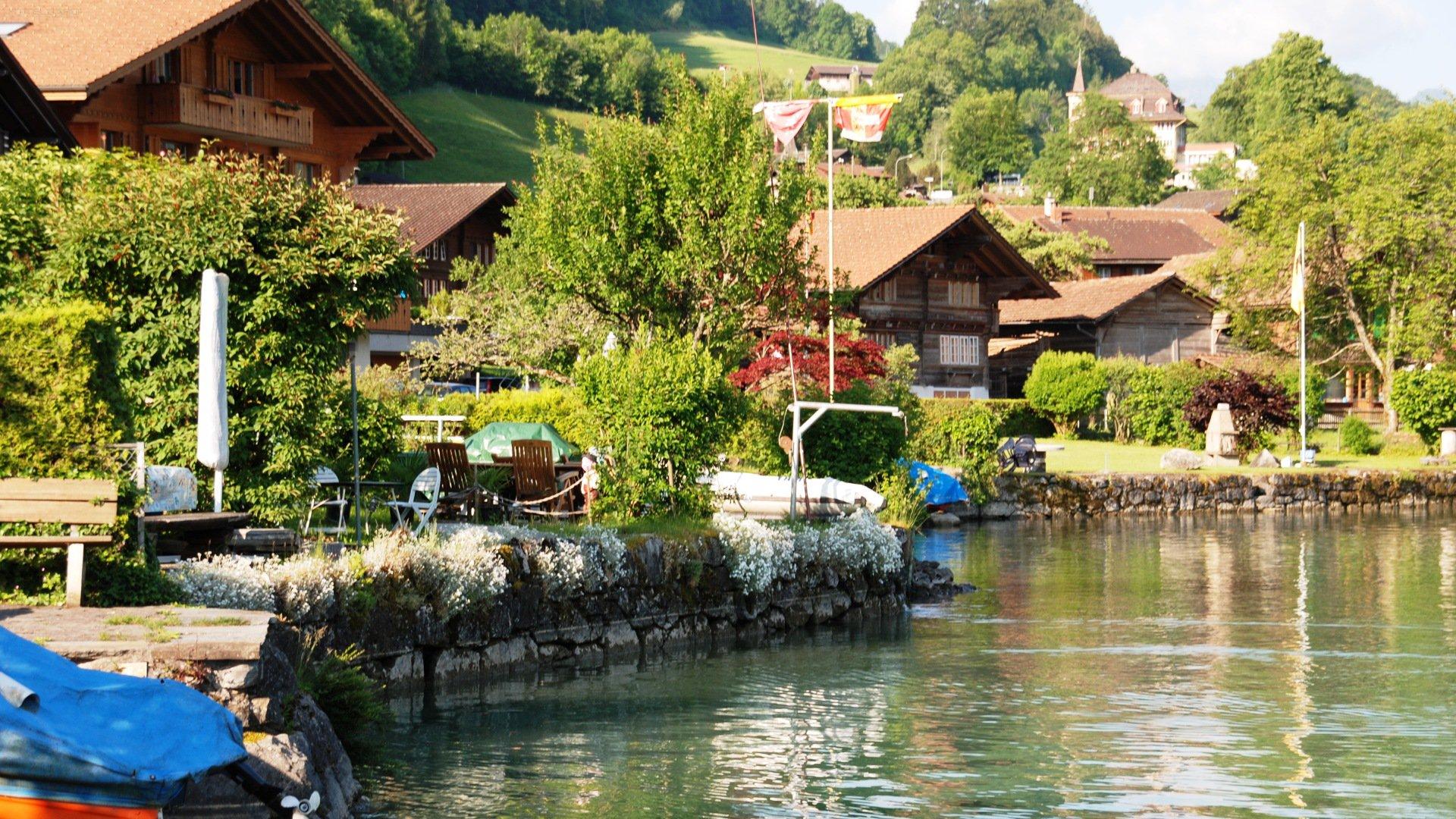Hotel-Restaurant Chalet Du Lac 0