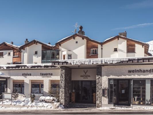 Posthotel Valbella 0