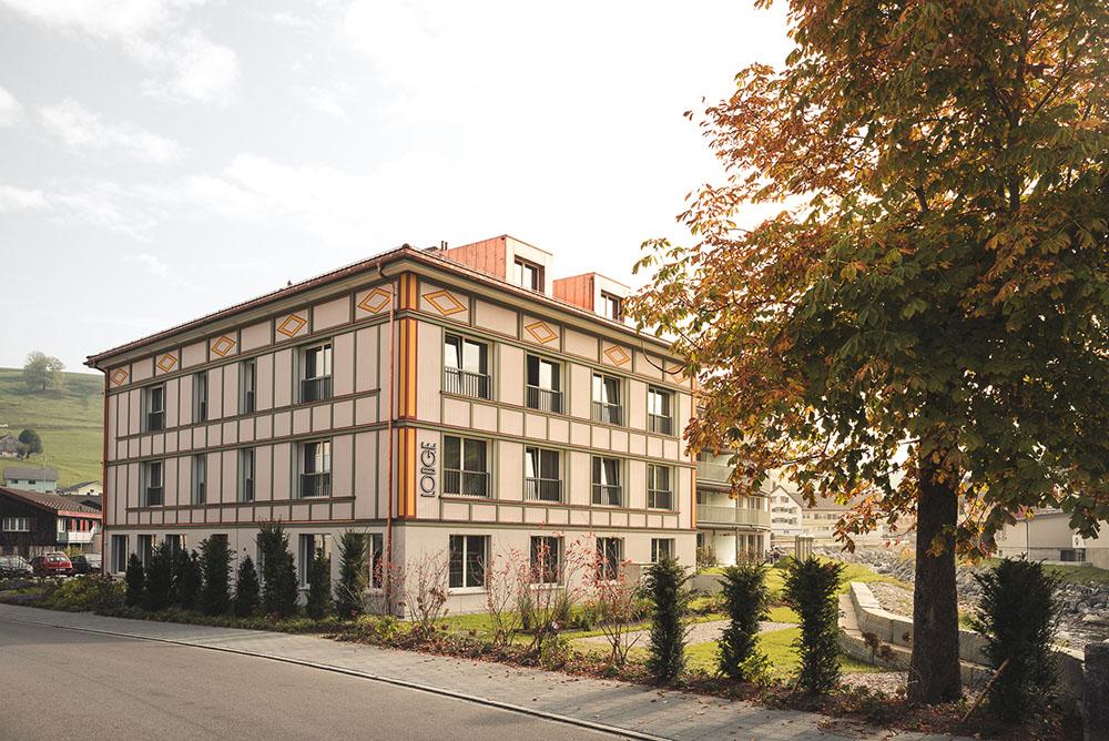Weissbad Lodge 3