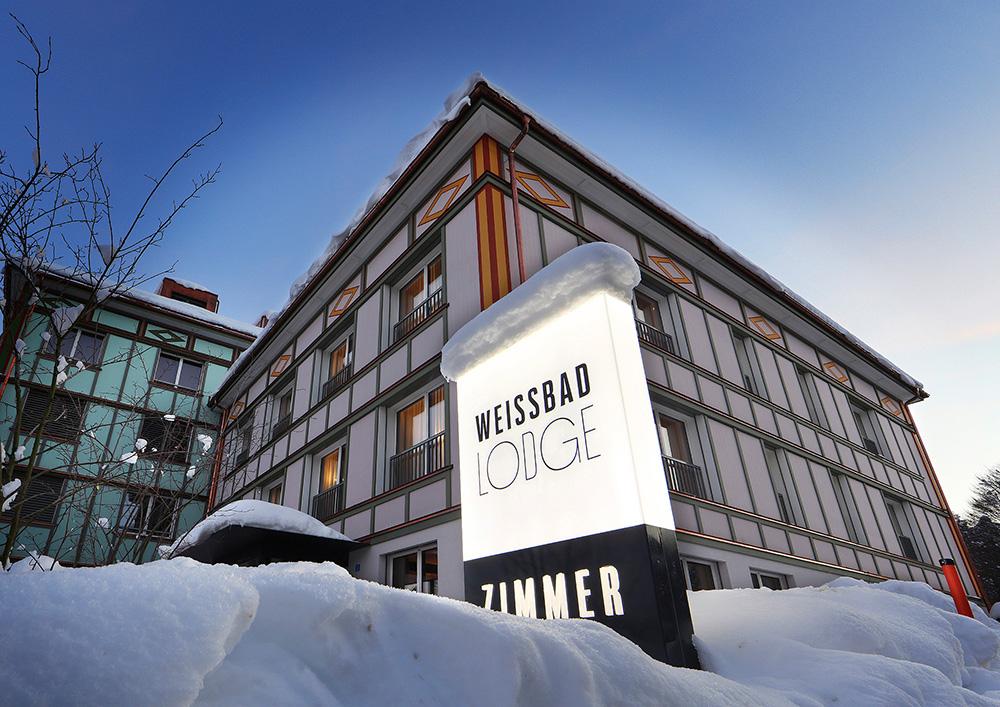 Weissbad Lodge 8