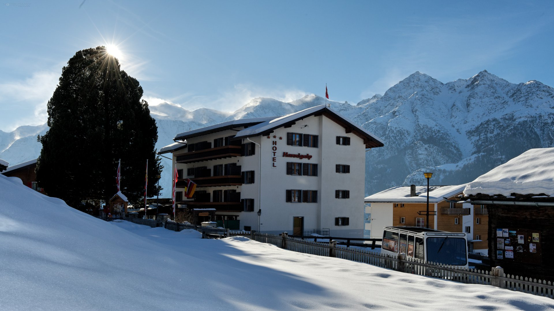 Aktiv Hotel & Spa Hannigalp***S 2