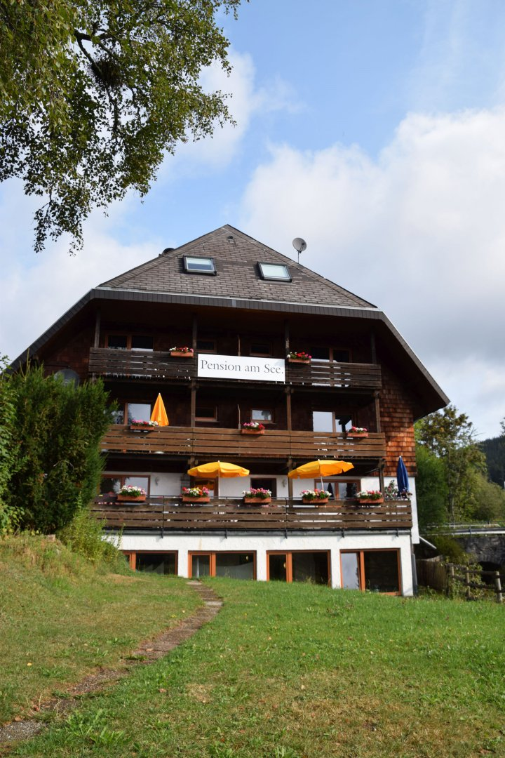 Hotel Pension am See 0