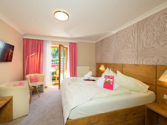 Vitaler Landauerhof Double room Deluxe 4