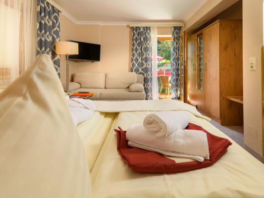 Vitaler Landauerhof Double room Deluxe 5