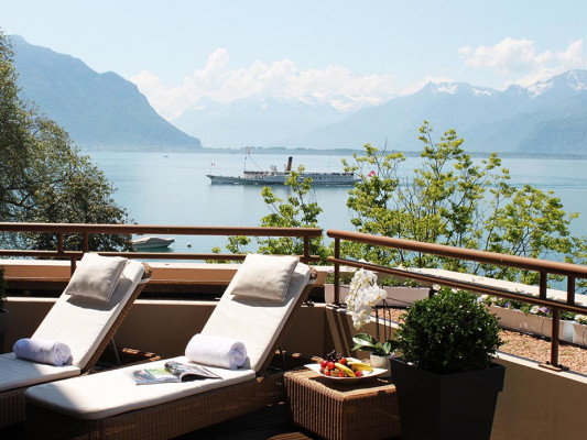 Royal Plaza Montreux & Spa 2
