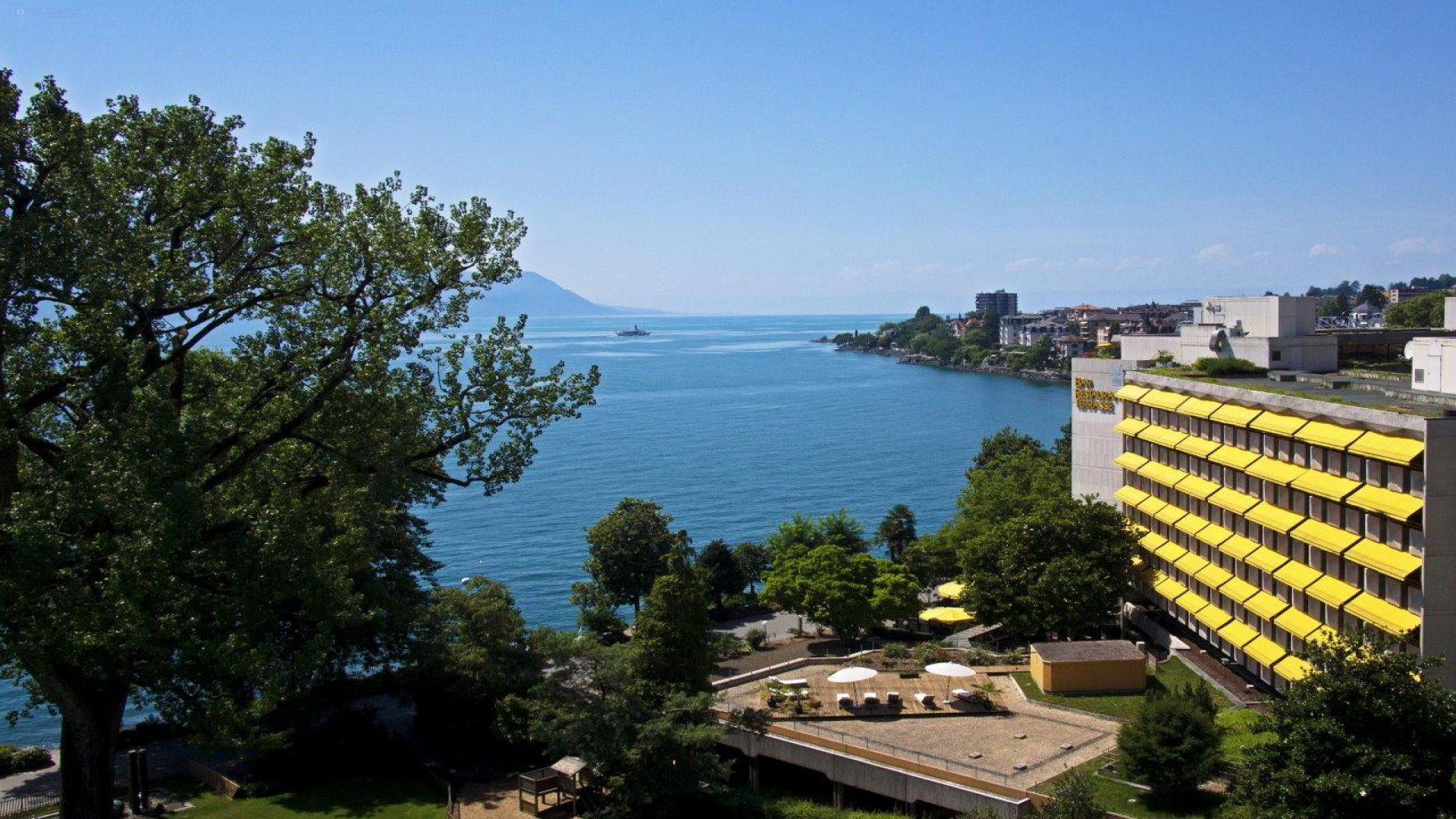 Royal Plaza Montreux & Spa 1