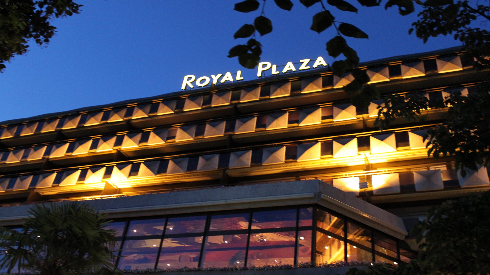 Royal Plaza Montreux & Spa 0