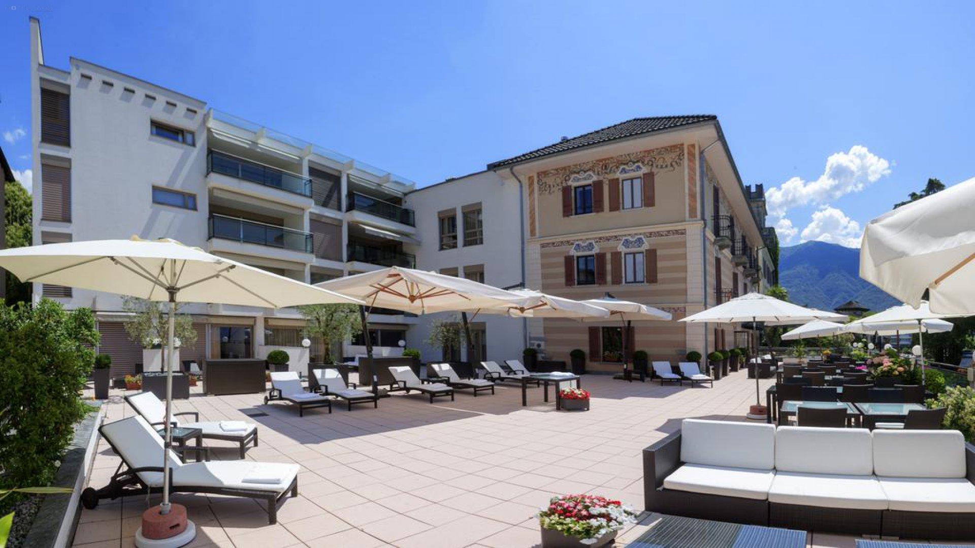 Hotel la Meridiana 2