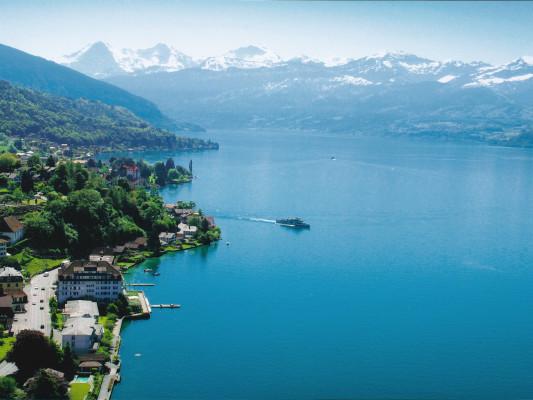 Hotel Restaurant Bellevue au Lac 0