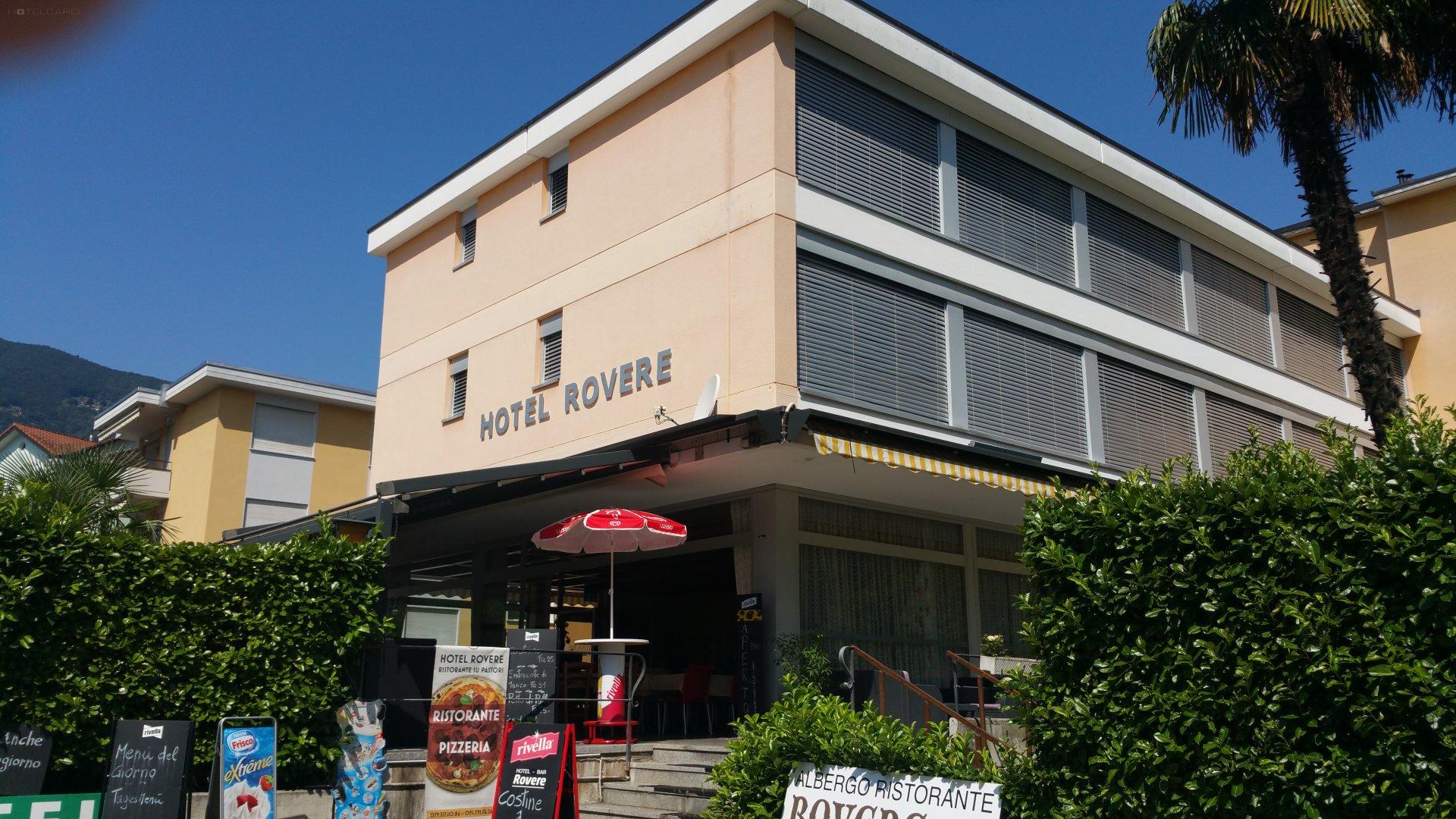 Hotel Rovere Losone 0