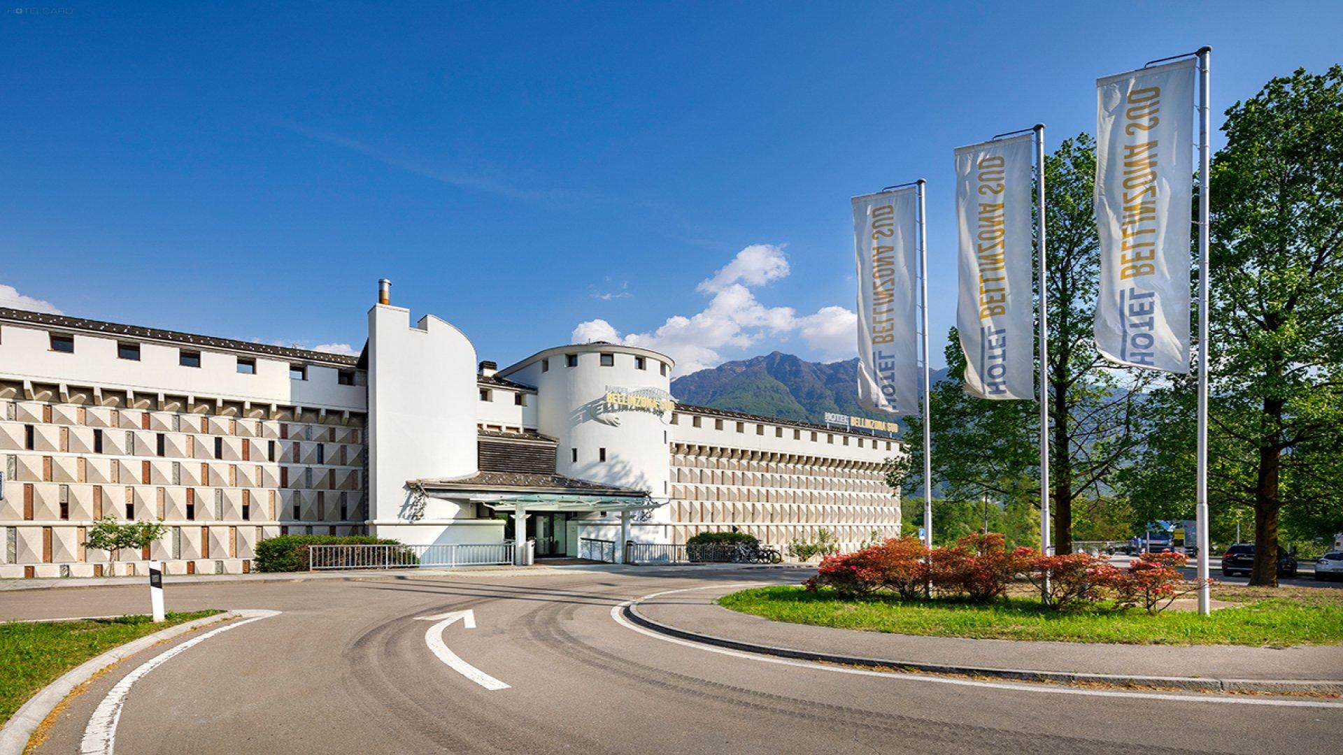 Hotel Bellinzona Sud 0