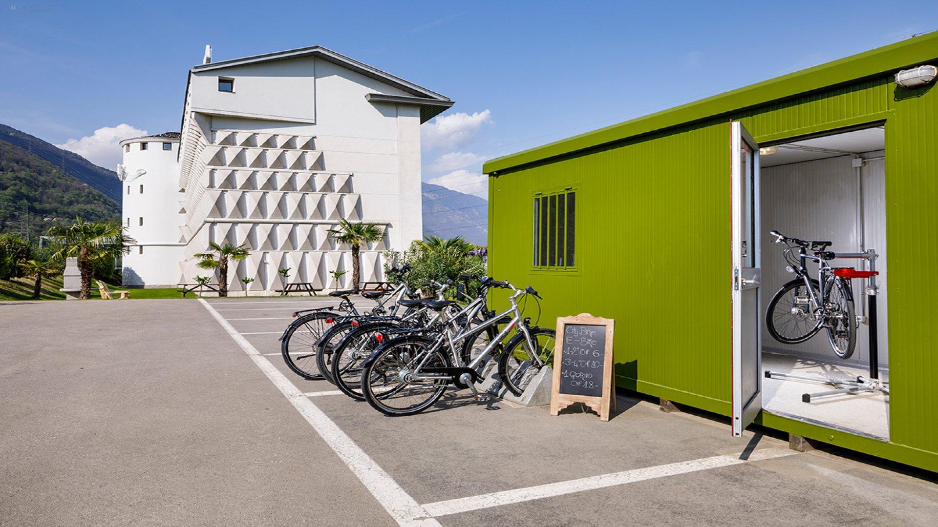 Hotel Bellinzona Sud 3