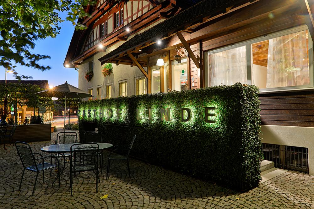 Hotel Linde Fislisbach 13