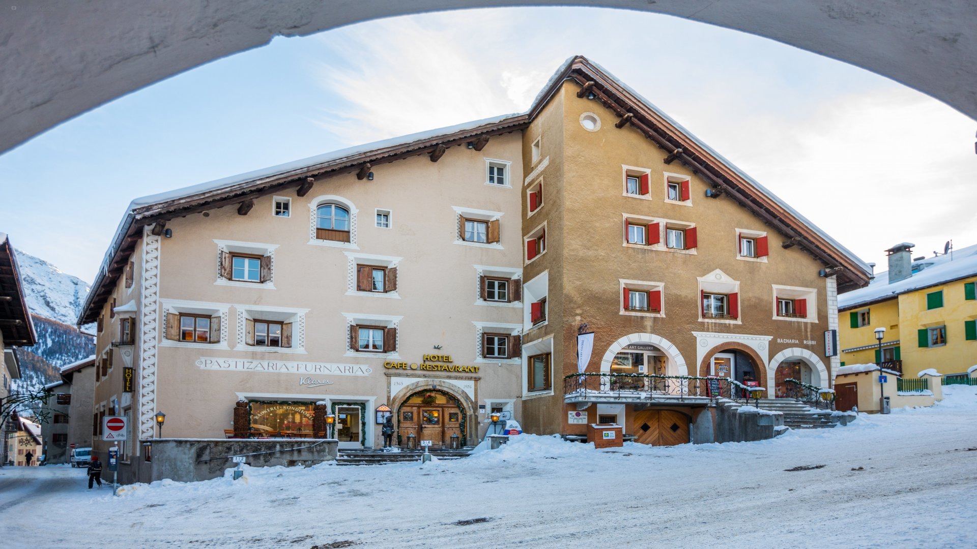 Hotel Klarer 1