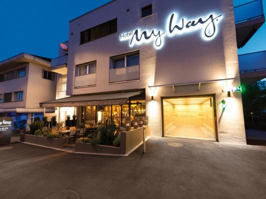 Hotel MyWay 0