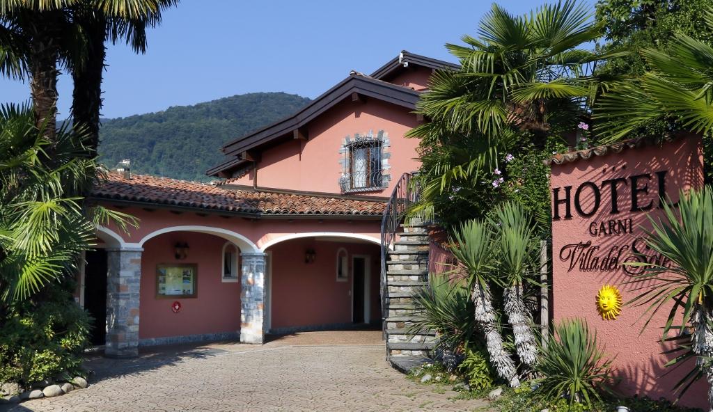 Hotel Villa del Sole Garni 0