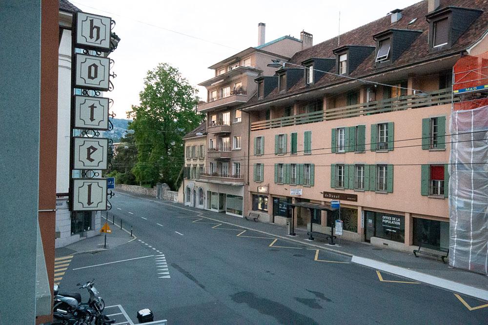 Hôtel de la Vieille Tour 1