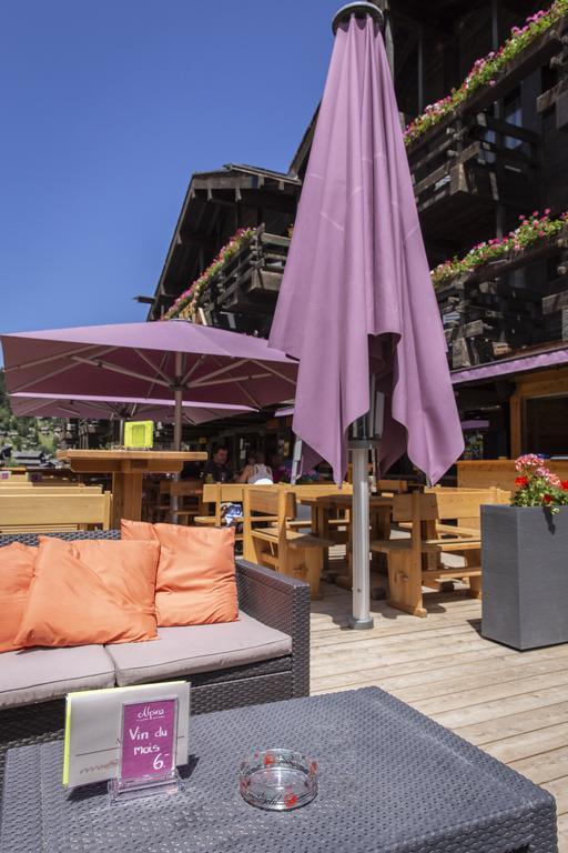Hotel Alpina 12