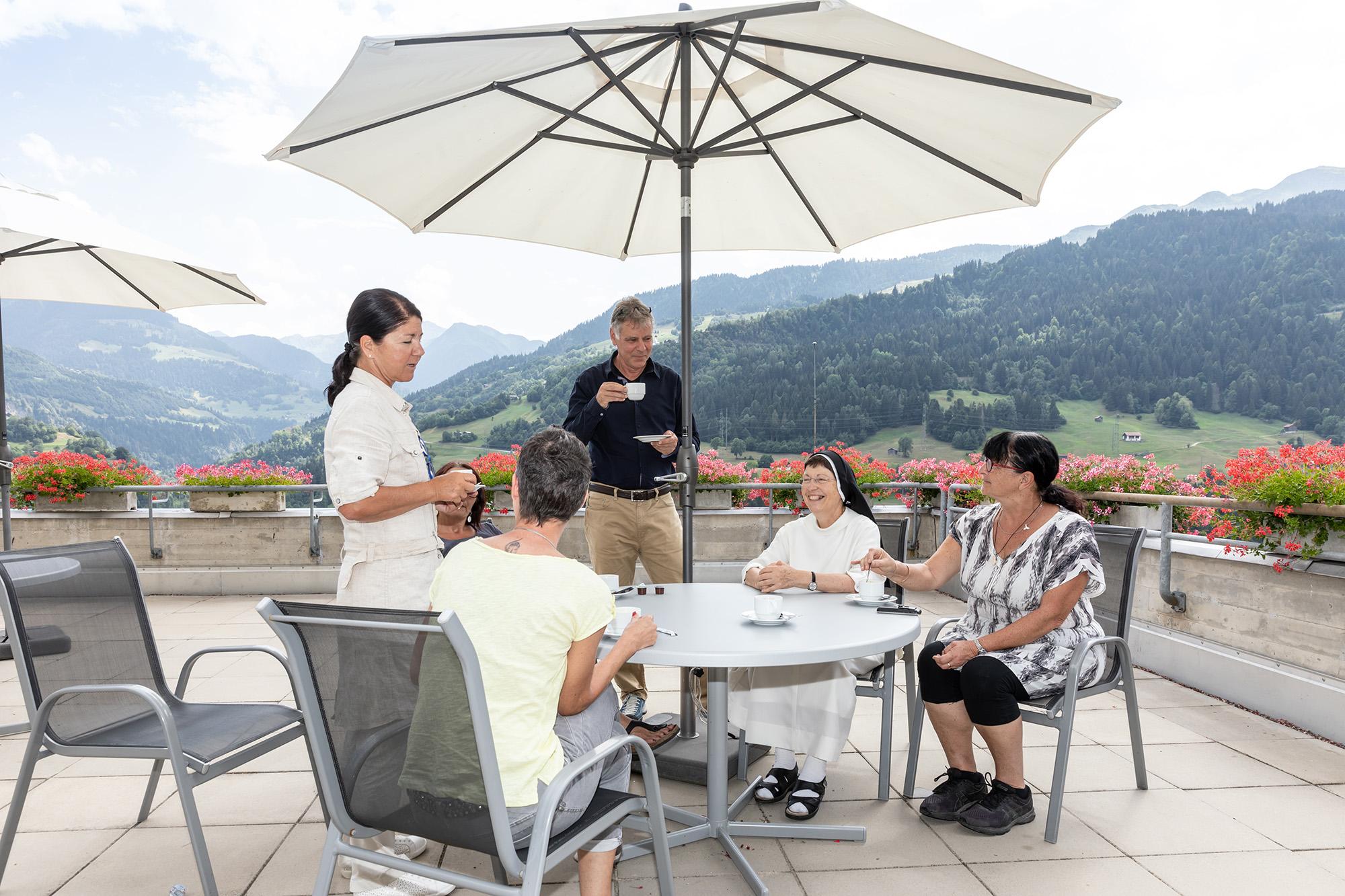 Kloster Ilanz - Haus der Begegnung 7
