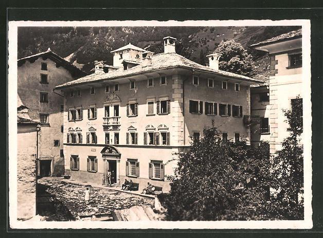 Hotel Palazzo Salis 8