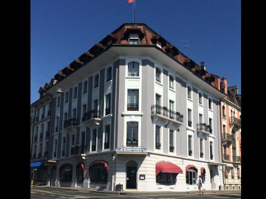 Hôtel des Alpes 0