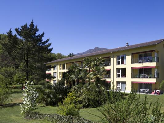 Parkhotel Emmaus - Casa del Sole*** 0