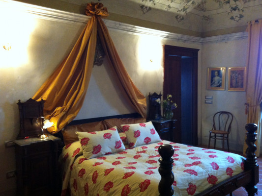 Castello di Frassinello Double room Superior 3