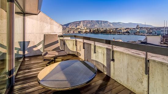 Fairmont Grand Hotel Geneva 13