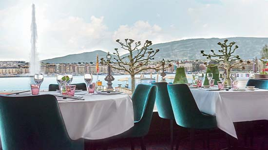 Fairmont Grand Hotel Geneva 18