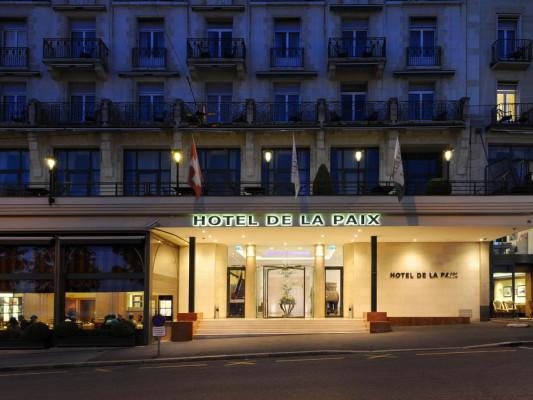 Hôtel de la Paix 1