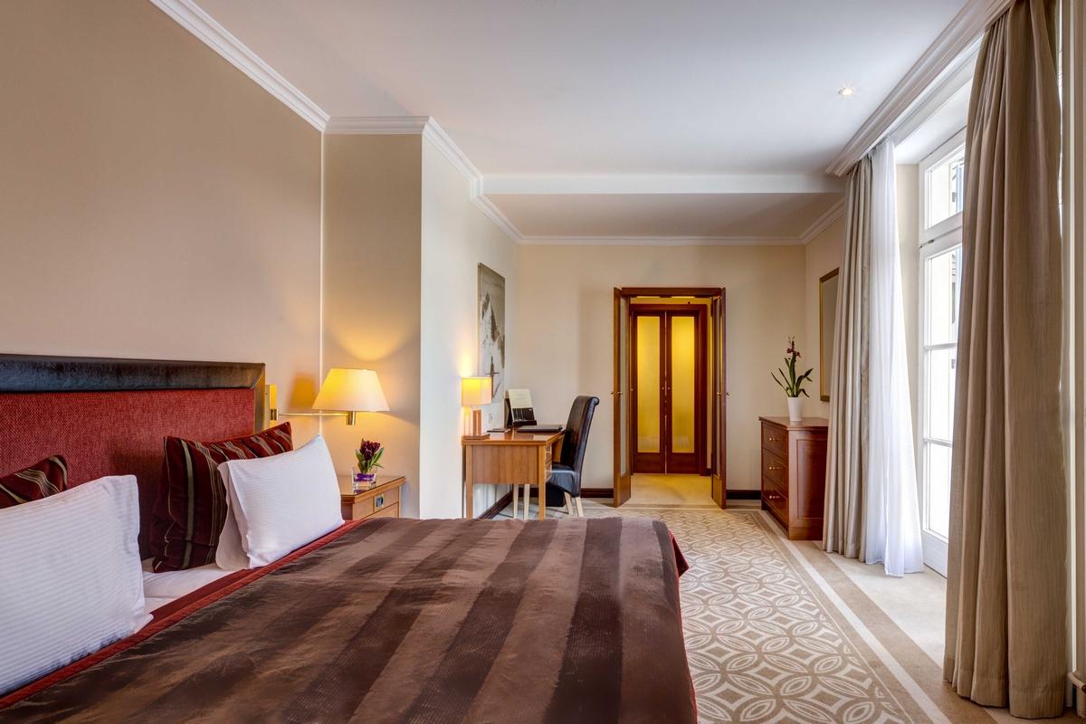 Grand Hotel des Bains Kempinski 22