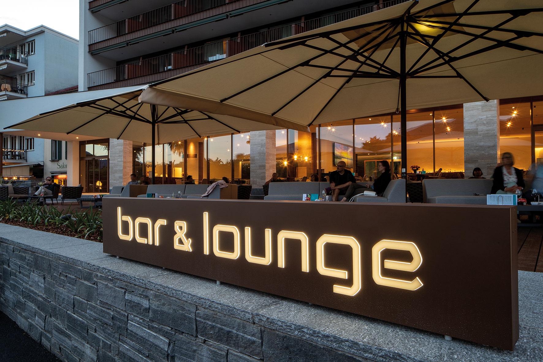 Hotel & Lounge LAGO MAGGIORE 15