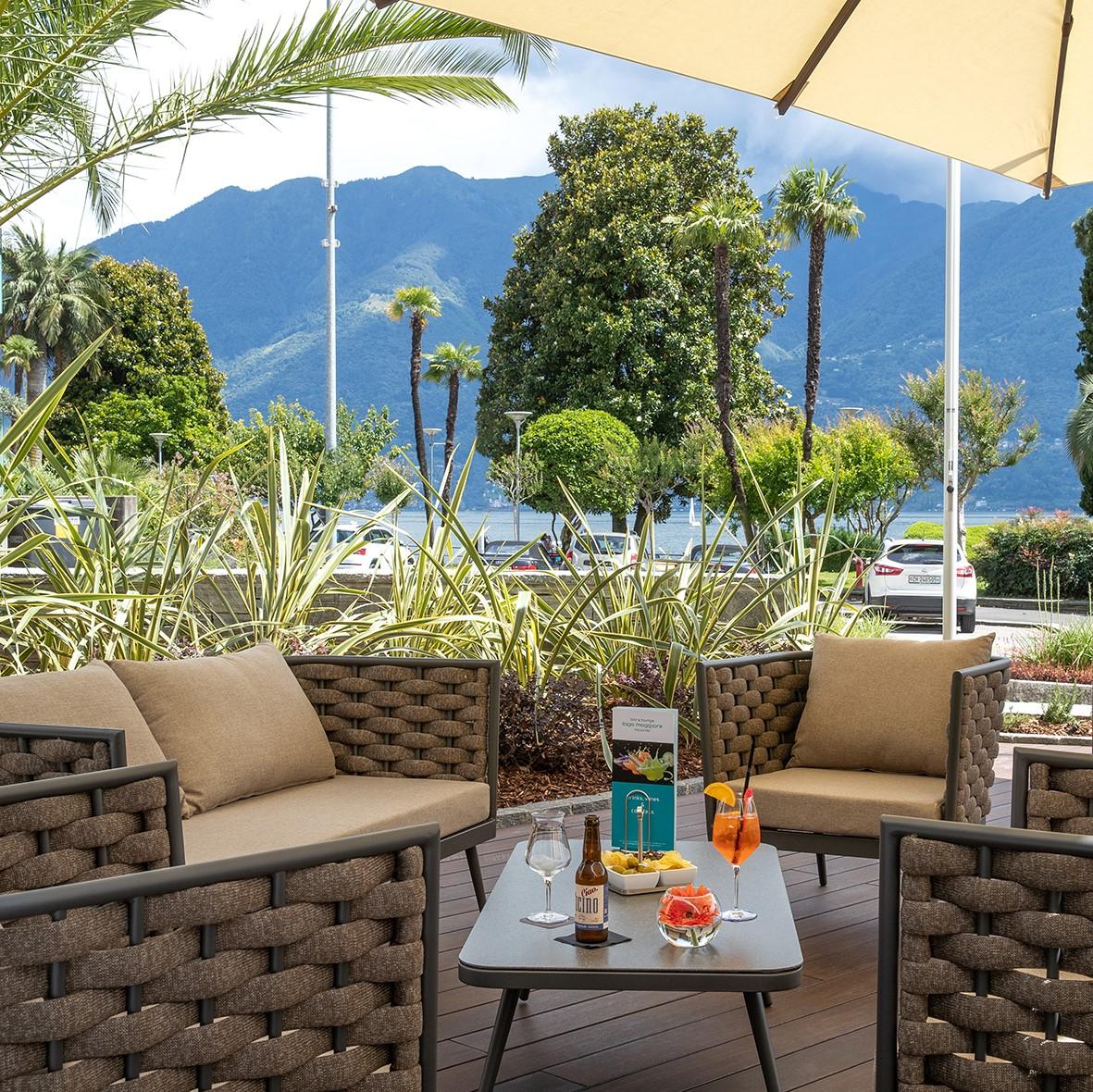 Hotel & Lounge LAGO MAGGIORE 5