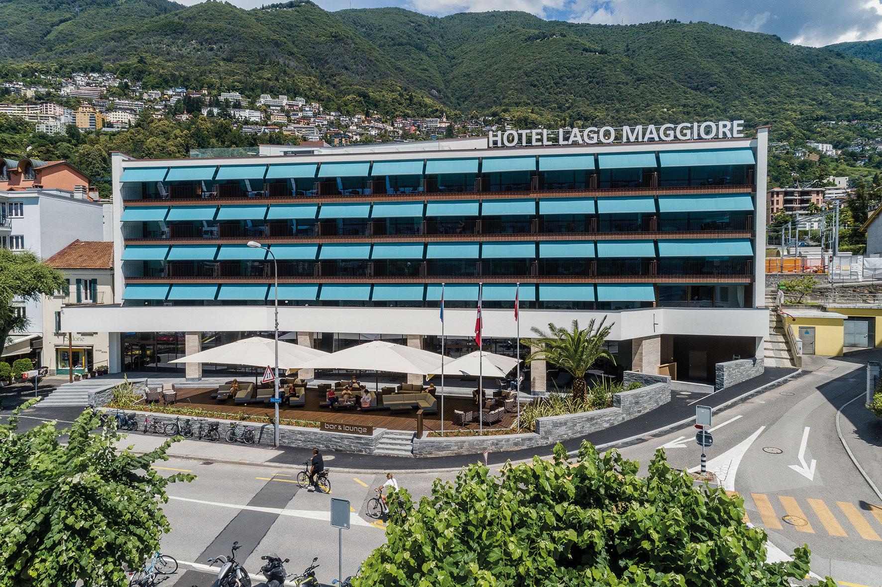 Hotel & Lounge LAGO MAGGIORE 11