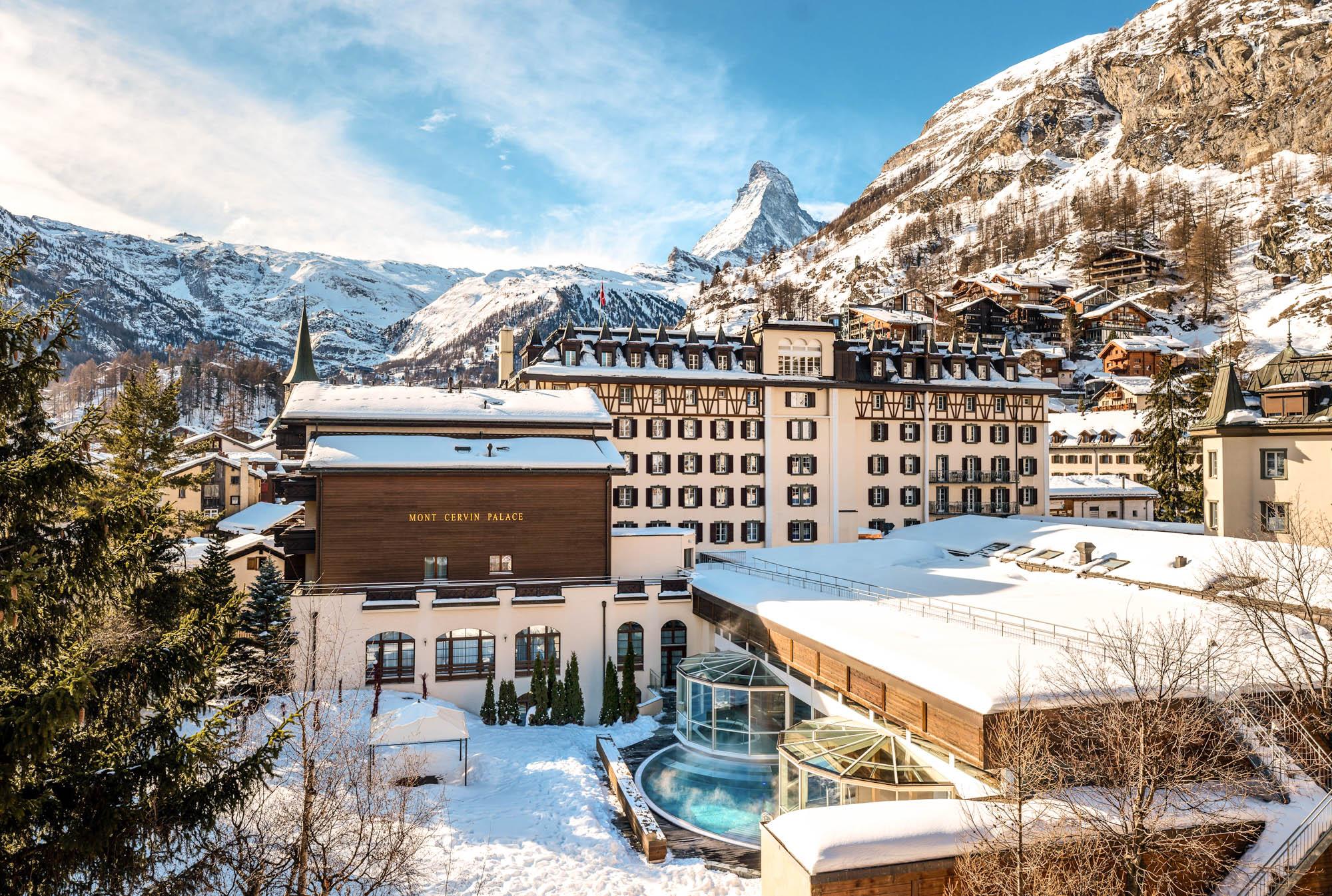 Mont Cervin Palace 0