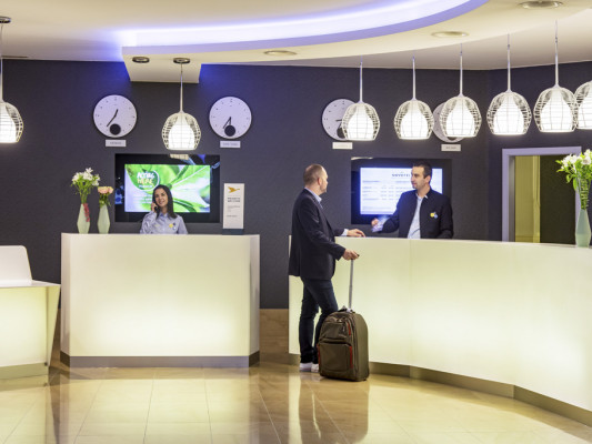 Novotel Genève Centre Hotel 0