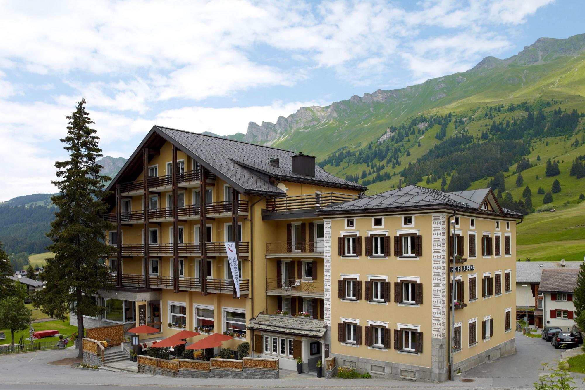 Hotel Alpina Parpan 2