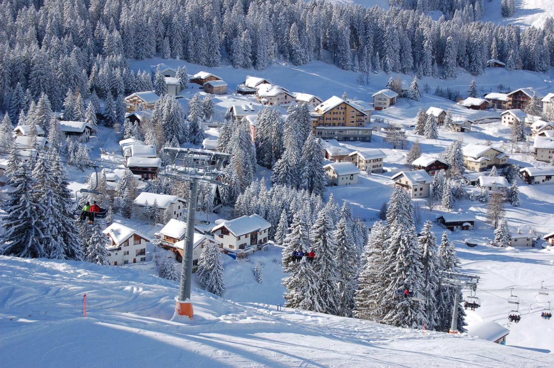 Hotel Alpina Parpan 6