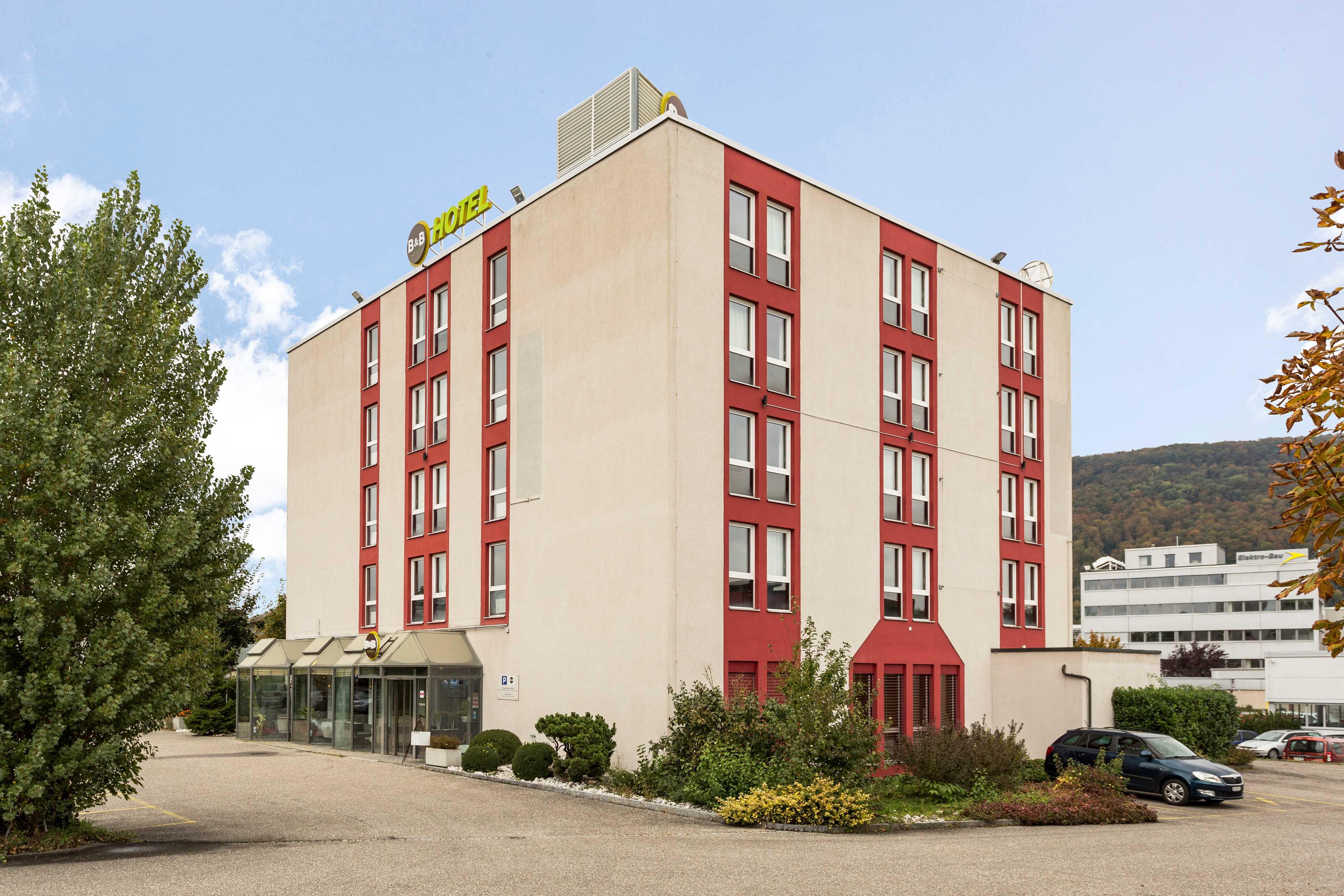 Hotel B&B Rothrist Olten 4